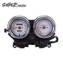 Motorcycle Speedometer Tachometer Meter Gauge Odometerinstrument assembly For Honda VTR250 VTR VT250 2004 2005 2006 2007