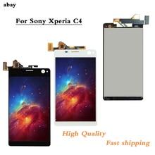 5,5 pulgadas para Sony Xperia C4 E5303 E5306 E5333 E5343 E5353 E5363 pantalla LCD + MONTAJE DE digitalizador con pantalla táctil para Sony C4