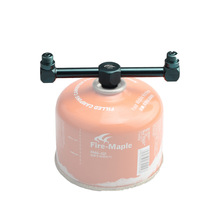 2-Gas Stove-Lamp Lantern Burners Cooker Gas-Adapter 1-Gas-Tank-Cylinder Jeebel Camp Outdoor Camping