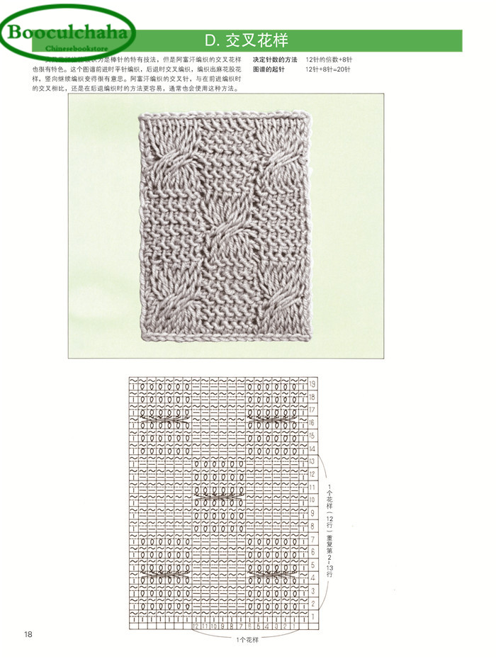 Booculchaha tejer básica tutoriales y patrones de punto 100 ...