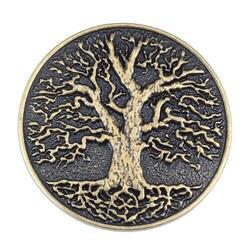 Дерево Пряжка на ремешке Lush Дерево круглой пряжкой Сплав Пояс аксессуары