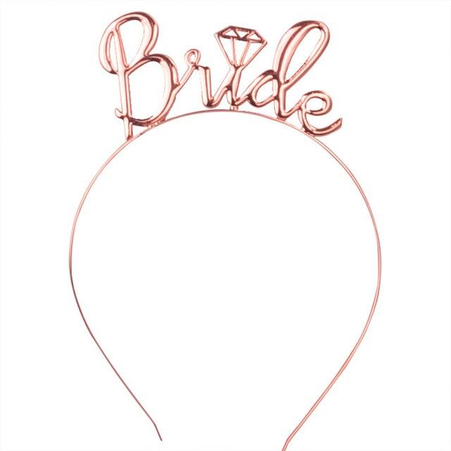 Team Bride tribe Bridesmaid Maid Of Honor sash Tiara Crown Bachelorette Hen Party  Bride to Be fa4780ceb58a