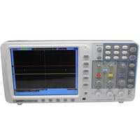 Newest Low Noise OWON SDS8202 8 HD TFT Digital Oscilloscope 200MHz 2GS S 10M