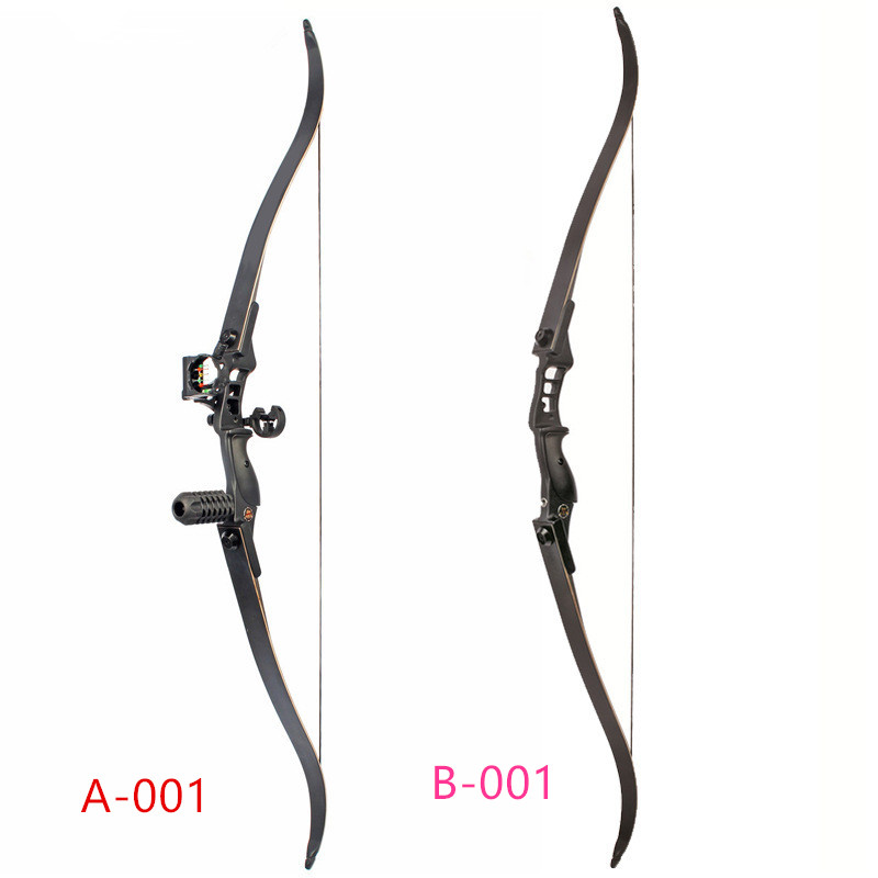 30 50 lbs Recurve Bow Riser American Hunting Bow for Archery Outdoor Sport Hunting Practice