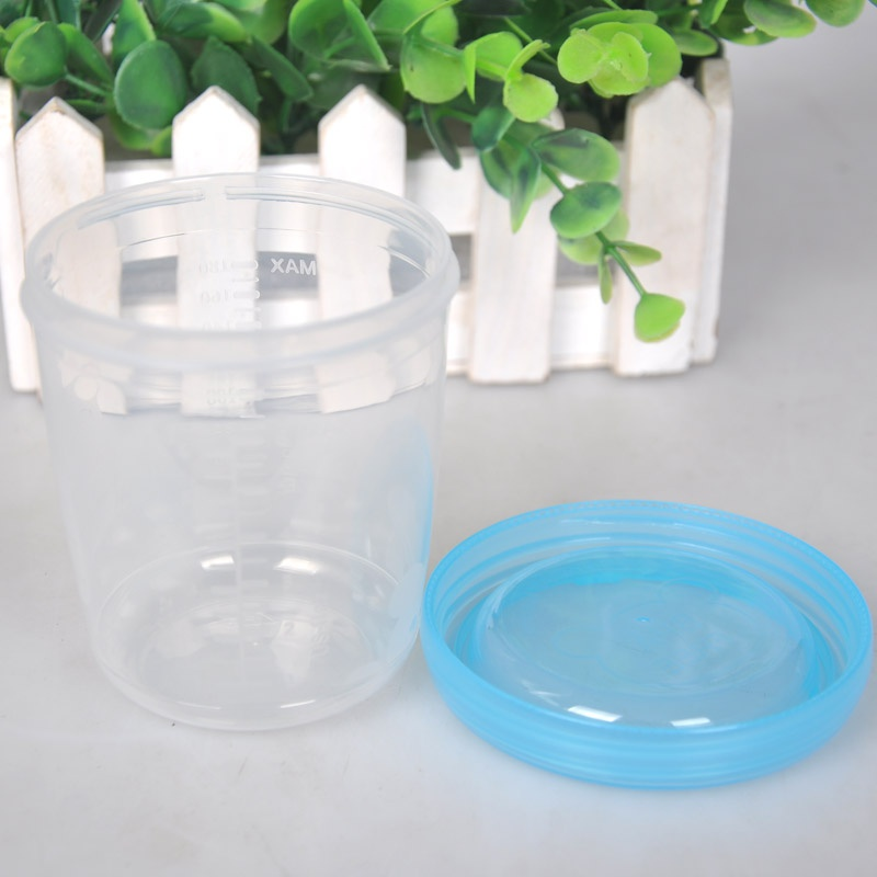 Baby Food Storage Cup Breast Milk Fruit Juice Storage Set Seal Preservation Cups Box Melkpoeder Doosjes 180ml ...
