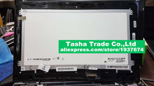 For HP 11U for HP 11 Assembly LCD Screen with Touch Digitizer LP116WF7-SPB1 1920*1080 FHD