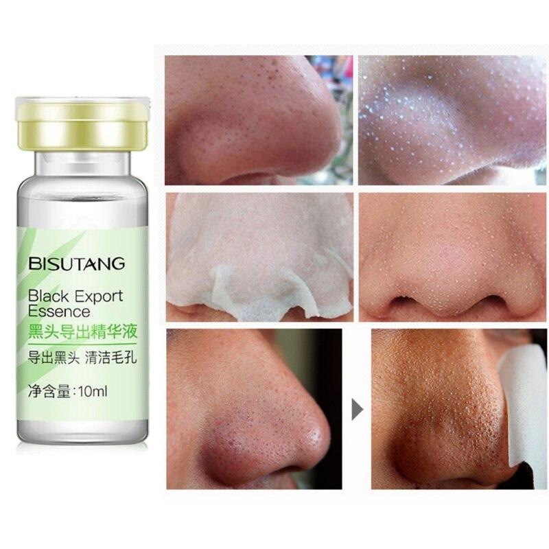 2pcs/set Blackhead Export Liquid Repair Pore Moisturizing Care Oil Control Smooth Skin Quick Export Black Head Essence