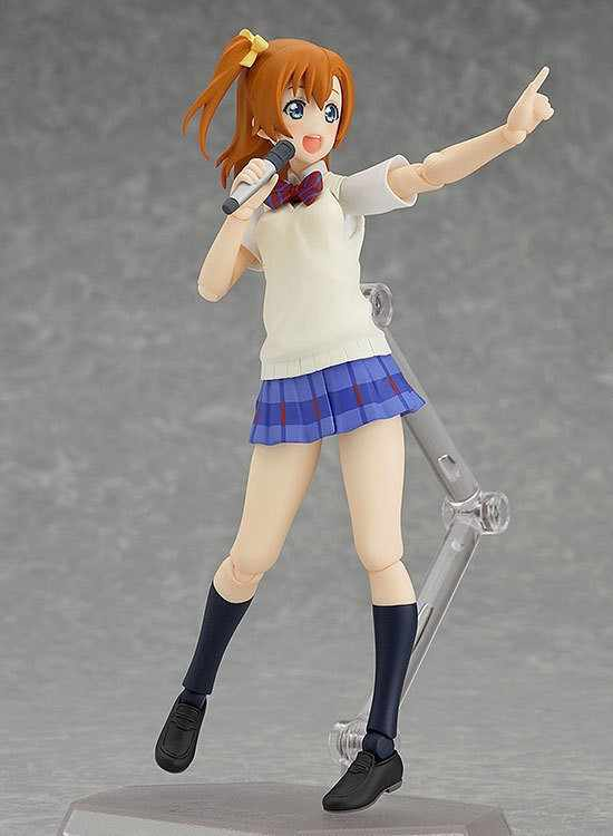 Amor Ao Vivo! Kousaka Honoka escola Idol Projeto 253 PVC Action Figure Collectible Modelo Toy 14cm KT1919