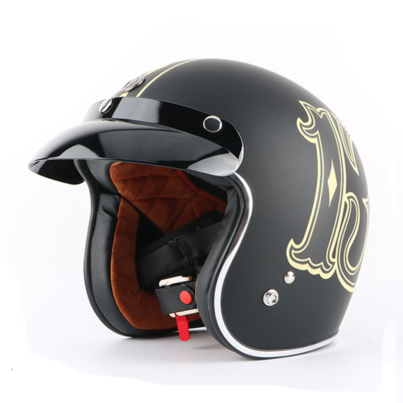 NEW ARRIVE City Road masque moto vintage Helmet Motorcycle TORC Retro DOT Cruise Helmet For Chopper Bikes For Harley Helmet adult harley helmets for motorcycle retro half cruise helmet prince motorcycle german helmet vintage motorcycle moto page 1