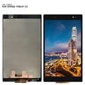 Для sony Xperia планшет Z3 SGP611 SGP612 SGP621 Сенсорный экран дигитайзер с ЖК-дисплеем Дисплей в сборе запасная часть + Инструменты