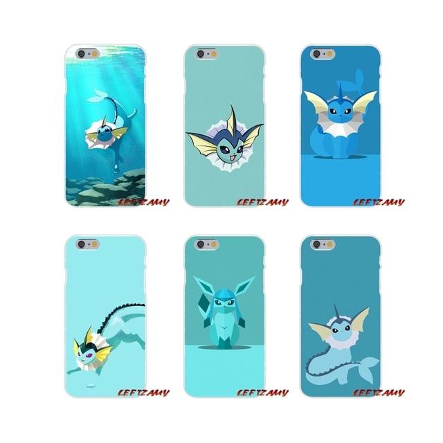 new concept 046a7 d0a6f US $0.99 |cute kawaii anime pokemon vaporeon Slim phone Case For Motorola  Moto G LG Spirit G2 G3 Mini G4 G5 K4 K7 K8 K10 V10 V20 V30-in Half-wrapped  ...