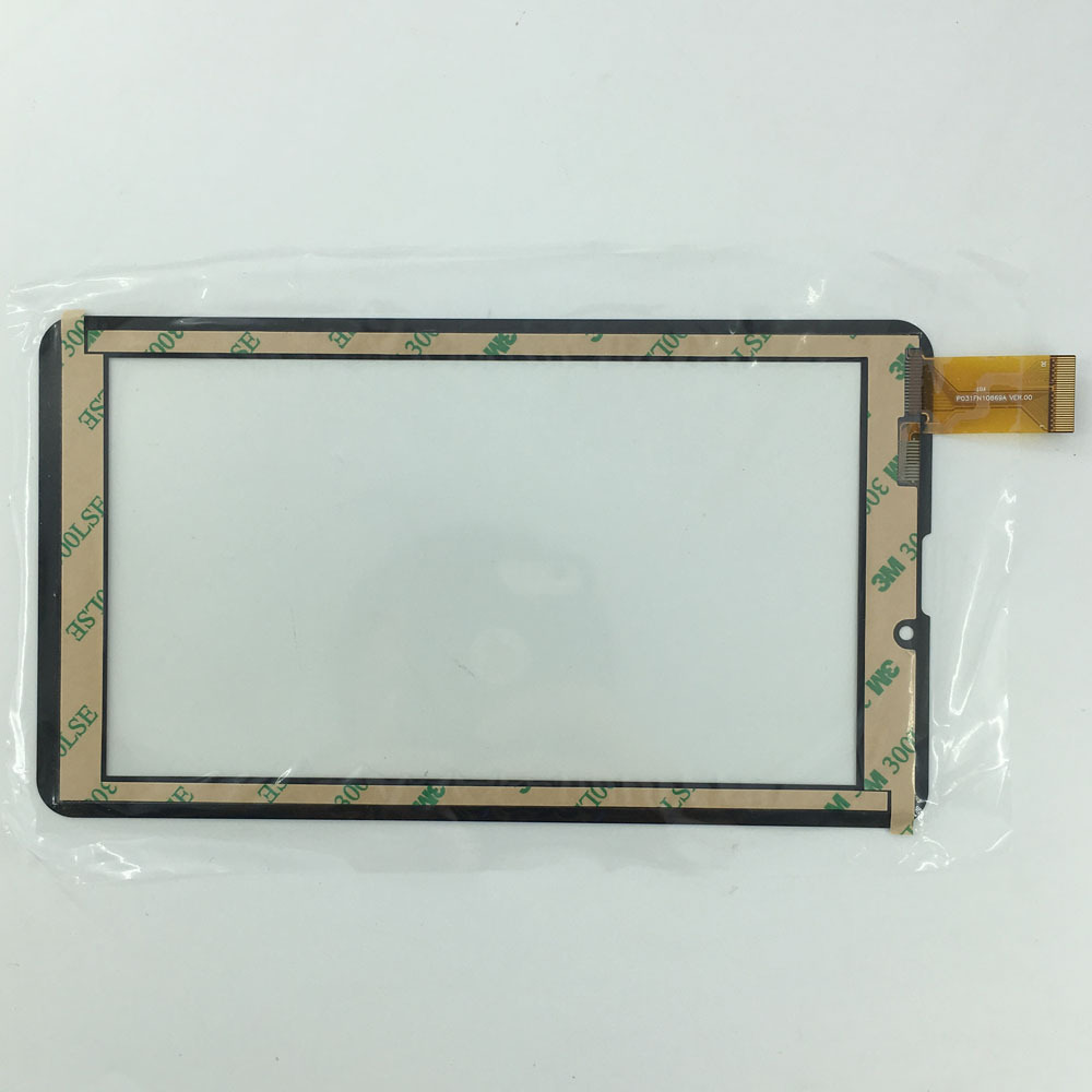 7 inch capacitive touch screen capacitance panel digitizer glass for Supra M74MG 3G M74NG M74DG M74HG tablet pc
