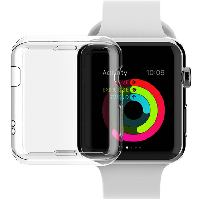 ASHEI-Watch-Cover-for-Apple-Watch-Case-42mm-38mm-Series-3-2-1-Soft-Slim-TPU.jpg_640x640 (2)