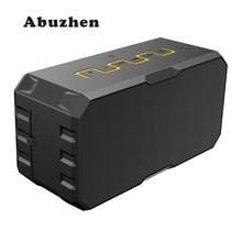 Abuzhen Outdoor Waterproof Bluetooth Speaker with Power Bank Stereo Surround Sound Altavoz Loudspeakers IP67 Waterproof Upgraded