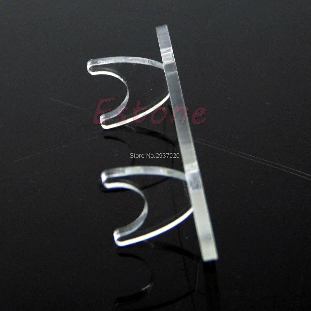 Акриловая электронная сигарета ручка карандаш прозрачный дисплей держатель стенд Новый