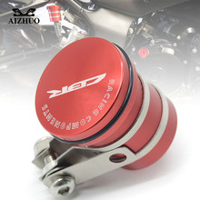for Honda CBR929RR CBR954RR CBR1000RR VTR1000 CBR 600 900 1998 1999 2000 2011 2012 2013 -2018 Motorcycle Brake Fluid Oil Cup black motorcycle spike air cleaner kits intake filter fit for honda shadow 600 vlx600 1999 2012 vlx 600 shadow600 2000 2001 2002