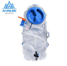 AONIJIE Outdoor Sport Hydration Bladder Water Bag Lightweight For Bicycling Hiking Camping Running 1.5L 2L