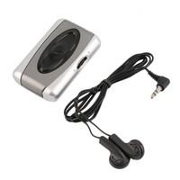 Personal TV Sound Amplifier Hearing Aid Assistance Device Listen Megaphone Brand New And