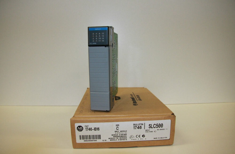Brand New 1746-IB16 C With Free DHL / EMS new original jancd xcp01c 1 with free dhl ems