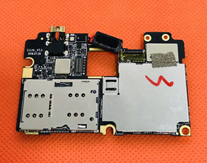"""Image 2 - Used Original mainboard 4G RAM+32G ROM Motherboard for UMI Plus 5.5"""" FHD MTK6755 Helio P10 Octa Core Free shipping"""