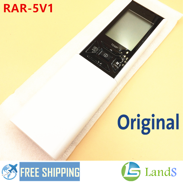 BRAND NEW ORIGINAL REMOTE CONTROL RAR-5V1 RAR5V1 FOR HITACHI AIR CONDITIONER