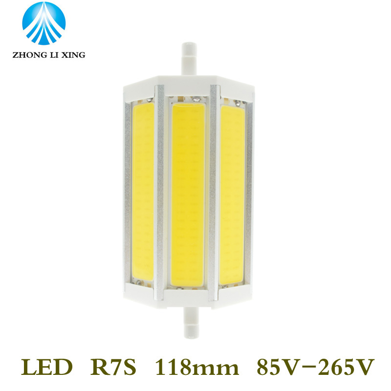 buy zhong li xing r7s cob led bulb r7s. Black Bedroom Furniture Sets. Home Design Ideas