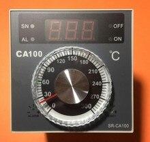 FREE SHIPPING Sensor CA100 SR-CA100 Bread oven Temperature Controller Instrument SR-CA100B цена