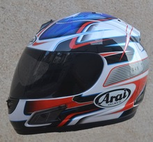 motorcycle ARAI RX-7 RR5 helmet Dani Pedrosa full face motorbike moto off road dirt bike motocross gear helmets Kick scooter