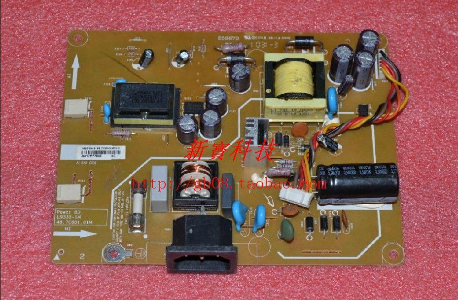 Free Shipping>  L1711PC Power Board L9335-1 M 48.7C601.01M-Original 100% Tested Working free shipping p216hl power board power bd l9335 1m 48 7c601 01m lamps original 100% tested working