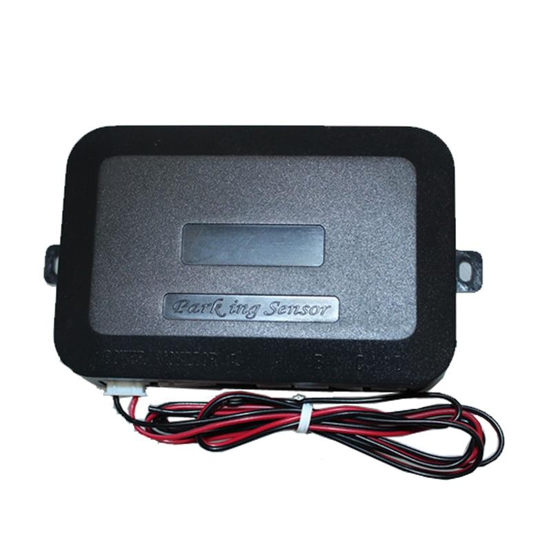 Image 3 - Car LCD Display Parking Sensor LCD 4 Reverse Parking Sensors Backup Radar Car Detector System Kit For All The Car 1set-in Parking Sensors from Automobiles & Motorcycles