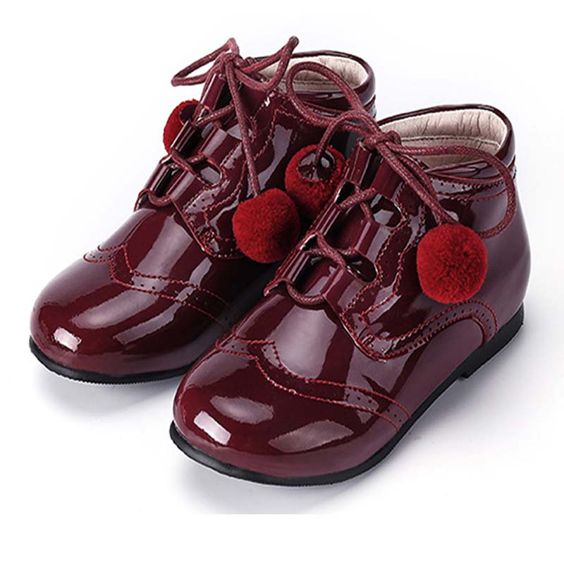 Winter Girl Shoes Baby Toddler Genuine Leather Ankle Boots 2019 Girls Autumn Children Shoes Kids For Girl Autumn Boots