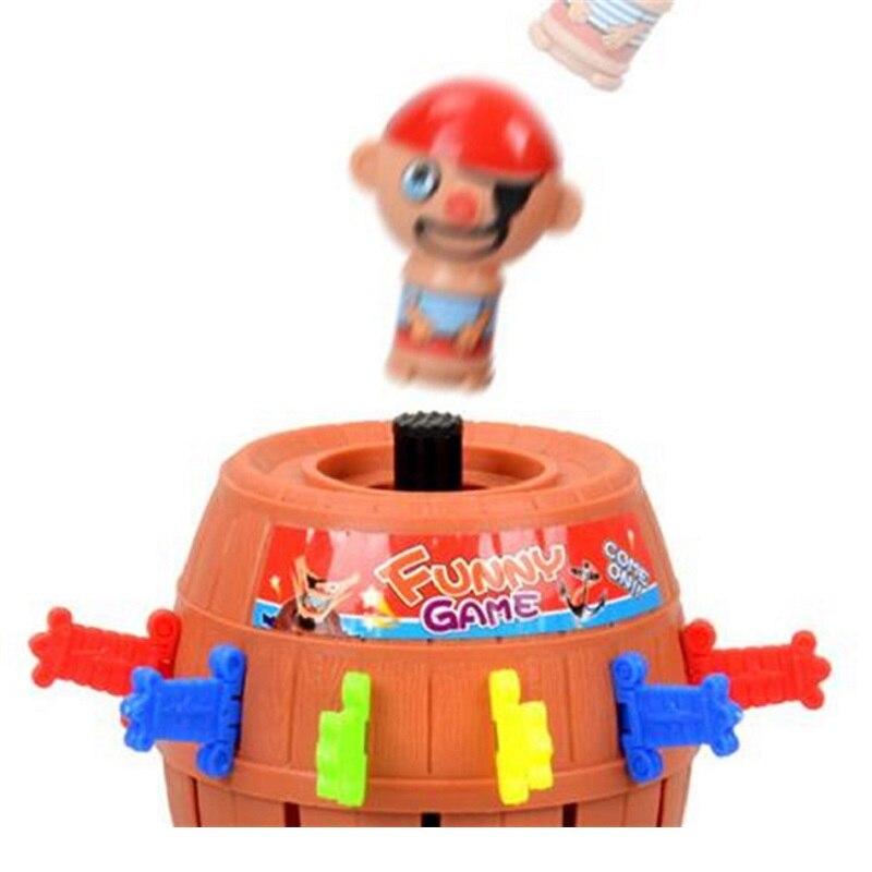 Smešno Tricky Horror Lucky pirati Desktop Game Adult Igrače Multicolour Marbles Igra za odrasle Creative IQ Igrače SK078