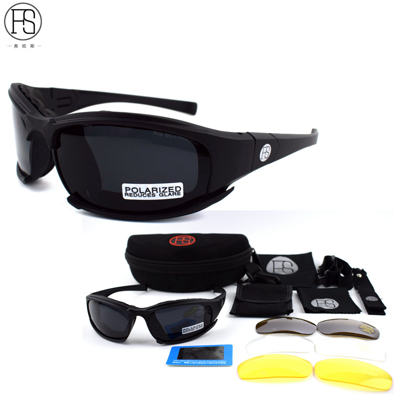X7 Army Goggles Sunglasses Men Military Sun glasses Male 4 Lens Kit For Mens War Game Tactical Glasses Outdoor