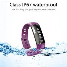 M2P Smart Fitness Bracelet smart watch Wristband Blood Pressure Heart Rate Monitor Blood Oxygen pk band