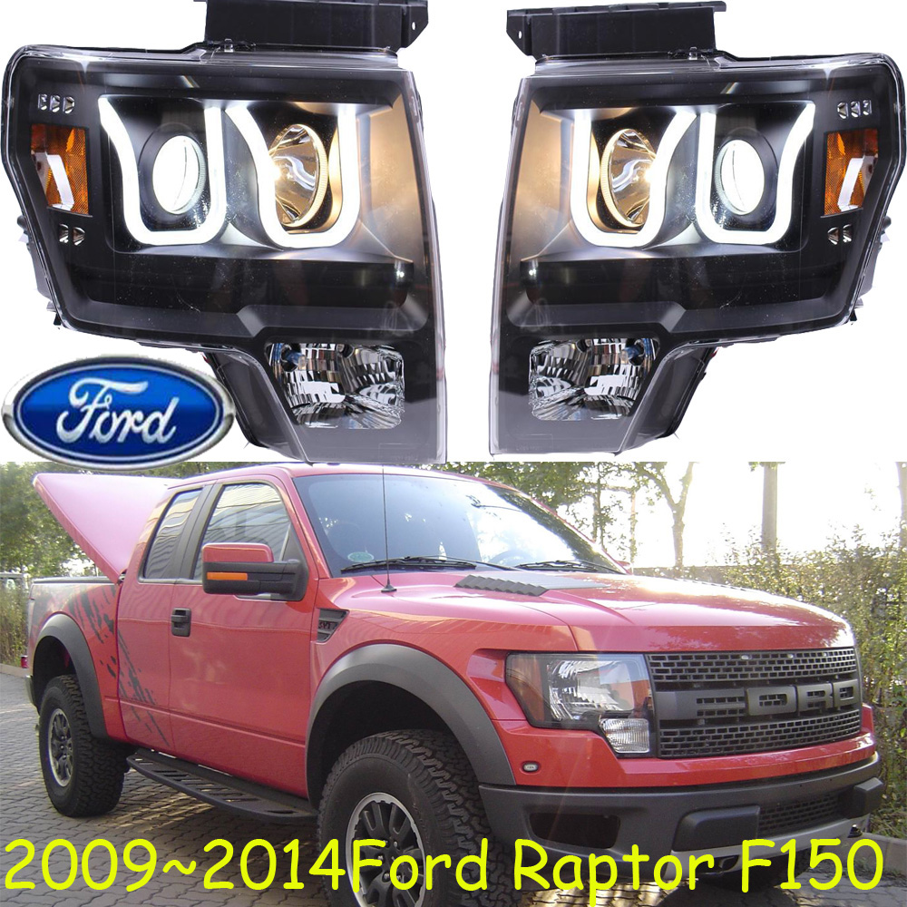 Rapto F150 headlight,2009~2014,2016 cruiser prado fog light,LC200,Free ship!Rapto F150 fog light,2ps/se+2pcs Aozoom Ballast;F150 for rapto f 150 daytime light 2013 free ship led f 150 fog light ecosport kuga f 150 fog lamp heritage daytime light