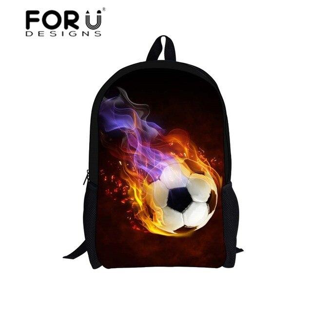 Children Boys Cool Backpacks Schoolbag Teenager Fashion School