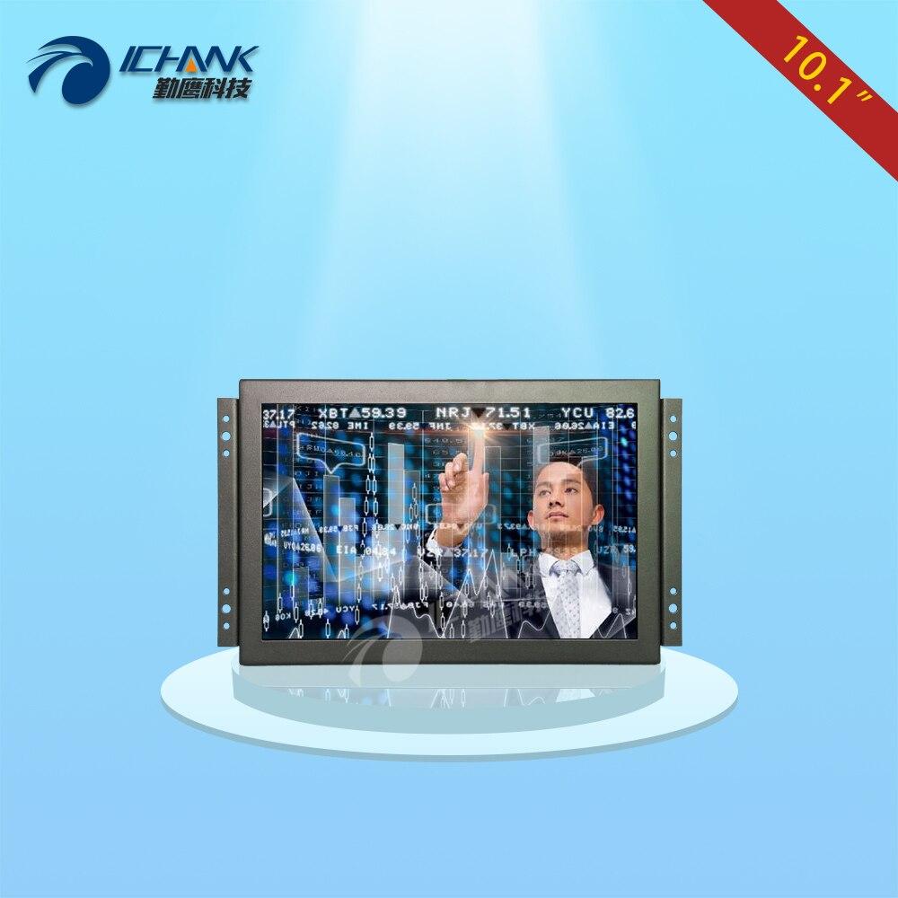 ZK101TC-V59/10.1 дюймов 1280x800 IPS fullview HDMI VGA металлический корпус Встроенный Open frame промышленный сенсорный ЖК-монитор экран