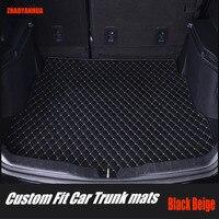 ZHAOYANHUA maty bagażnika Samochodu buick Envision Encore Enclave Regal LaCrosse Excelle GT 5D samochód stylizacji dywan piętro liner na