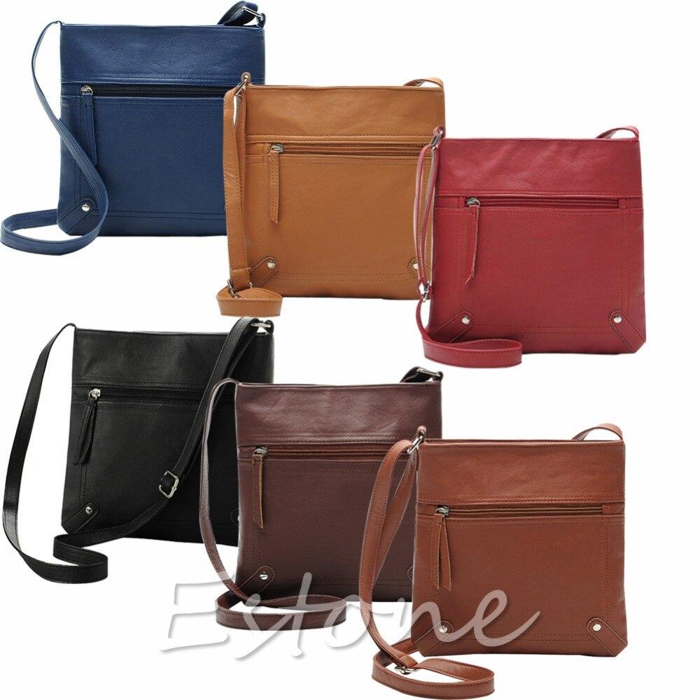 novidade fashion mulheres faux leather Interior : Bolso Interior do Zipper