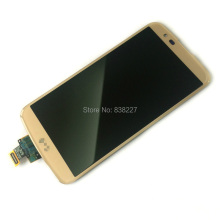 Golden display For LG K10 LTE K420N K430 K430ds LCD Display Touch Screen Digitizer Glass Assembly new in stock