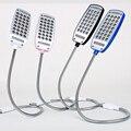 Светодиодный светильник MeeToo 28 s для чтения, Ультра-яркий, гибкий, 4 цвета, светодиодный, USB, 1 шт.