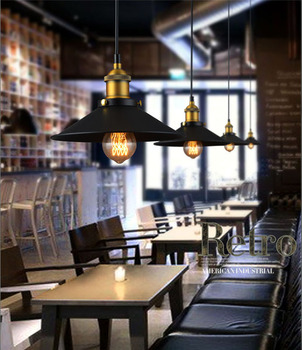 Edison Retrofit Pendant Lamp works for commercial use as well ask us for bulk rates.