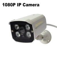 IP Camera Outdoor 1080 P Video Surveillance Bewakingscamera Veilig Thuis ONVIF Cloud Bewegingsdetectie Waterdichte Bewakingscamera