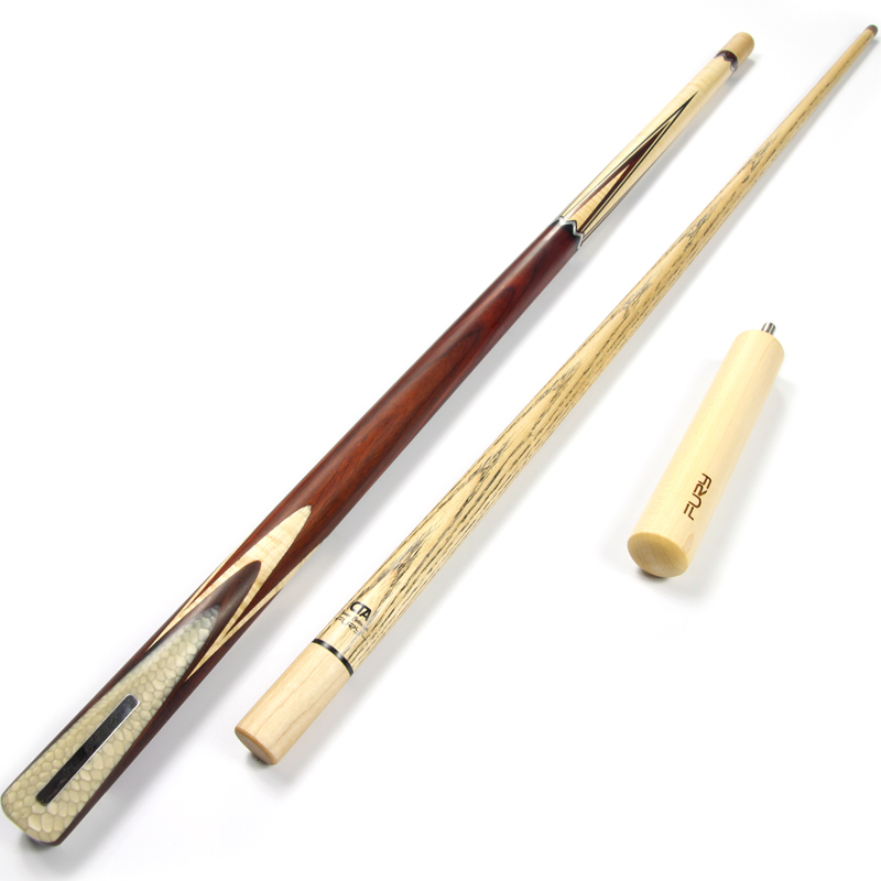 FURY New 1/2 Handmade Pool Cue Stick Ergonomic Design Hardwood North American Ash Billiard Cue Kit 12.75mm Tip Pool fury new 1 2 handmade pool cue stick with case ergonomic design hardwood canadian maple billiard cue kit 11 75mm 13mm tip pool