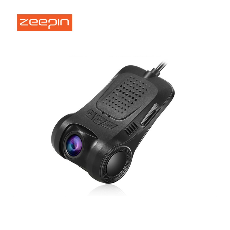 ZEEPIN RS300 NT96658 Car Hidden Dash Cam 170 Degree 1080P HD Resolution WiFi WDR Camera Support Driving Recorder