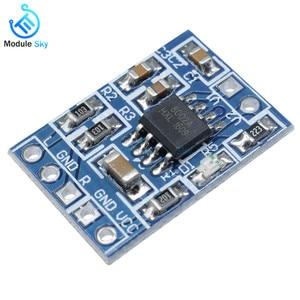 السوبر ميني HXJ8002 الصوت مكبر كهربائي مجلس مونو قناة صوت منخفضة الضوضاء مكبرات وحدة 2.0-5.5V استبدال PAM8403