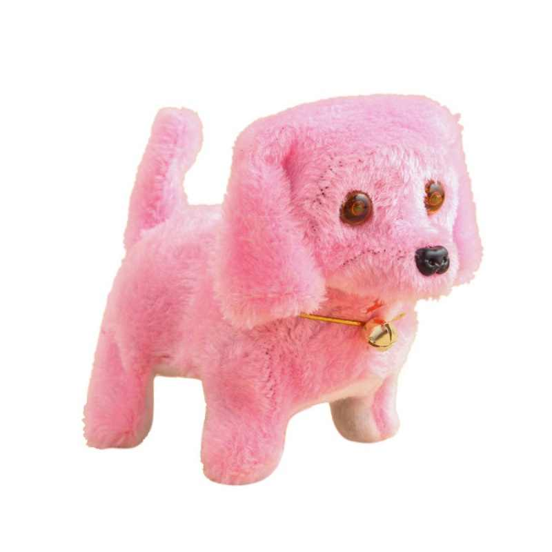 Играть музыка собака электрические собаки Peek a Boo плюшевые мягкие игрушки игрушечные Животные Кукла играть скрывать поиск Развивающие детские игрушки