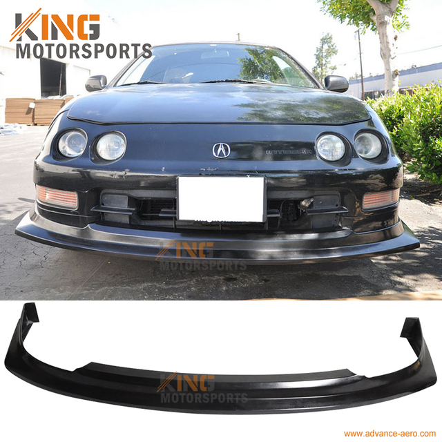 CS STYLE FRONT LIP FOR ACURA INTEGRA DC POLY URETHANE - Acura integra 94