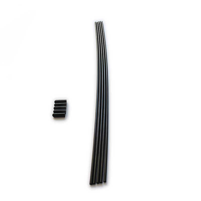 5 pcs/set Antennas Pipe Tube Receiver Aerial x 5 For 2.4ghz Receivers 1/5 1/8 1/10 RC Hobby Model Car Spare Parts