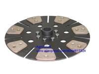 TD804 824 Clutch Disc 12 Inch (Extra  Keramische) Voor Foton Lovol Tractor  Deel Nummer: FT800.21A. 012-in Gereedschapsdelen van Gereedschap op